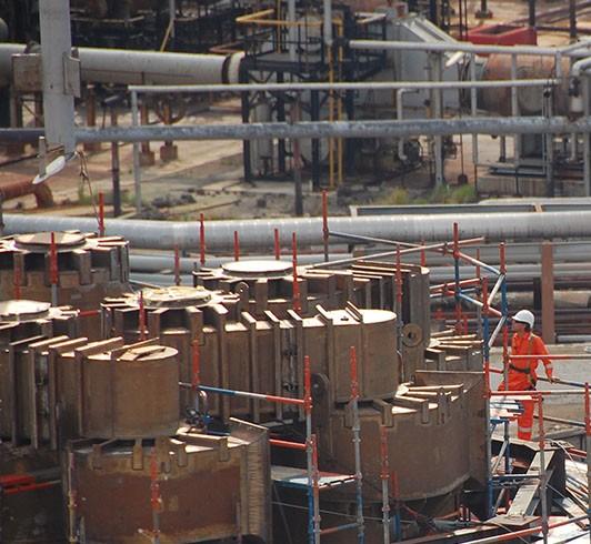 Petrochemical – D&D Contractors B V